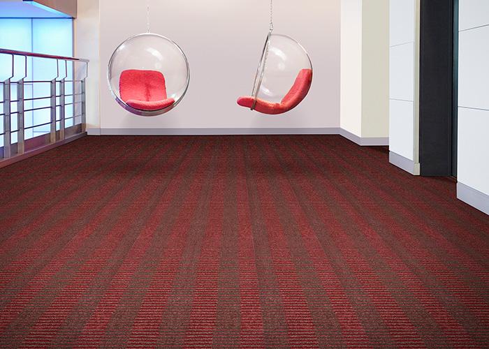 Coenen Wonen rood tapijt